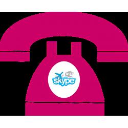 Consulta de Orientação espiritual - Telefone / Skype