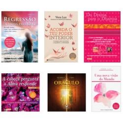 6 Livros com oferta especial!