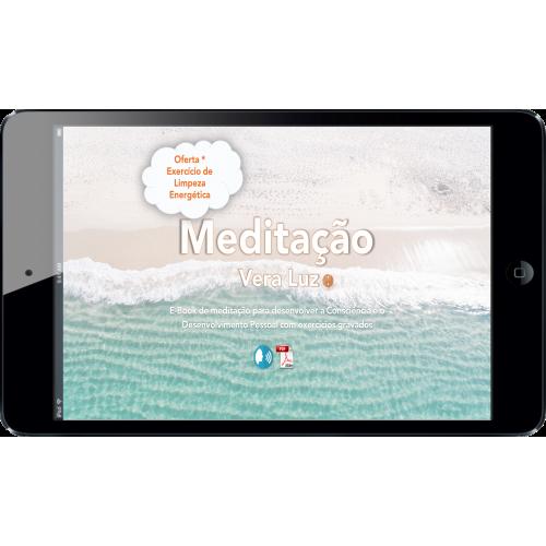 E-Book | Meditação com audios