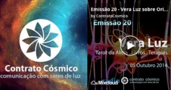 Contrato Cósmico – Rádio