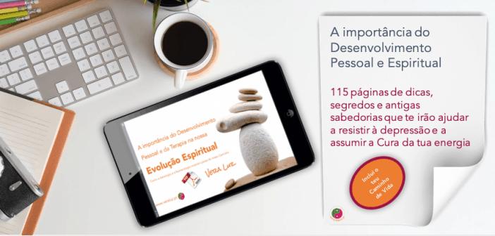 A importância do Desenvolvimento Pessoal e da Terapia na nossa  Evolução Espiritual | E-Book